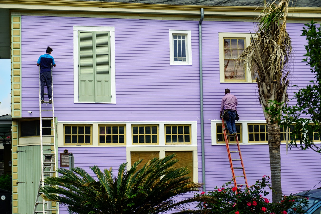 siding repair houston